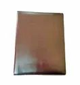 Leatherette Ring Menu Cover