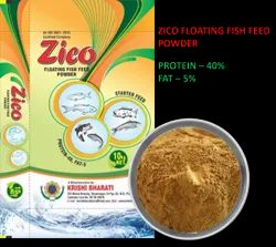 Zico Floating Fish Feed Powder