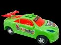 Multicolor High Class Plastic Ds 2in 1 Car, For 0-5 Year Children