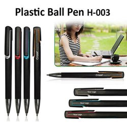 Plastic Ball Pen H-003