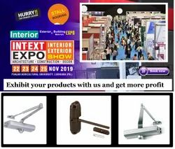 Exhibitors and Visitor Door Closers Show INT-EXT Expo 2019