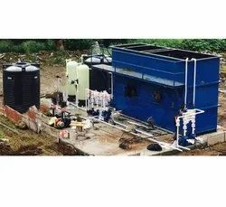 Mixed Bed Bio Reactor Sewage Treatment Plant
