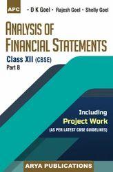 APC Analysis Of Financial Statements Class 12, Part-B