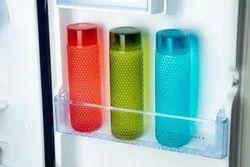 PET Screw Cap bubble plastic water bottle 3pc set, 1 Litre, Size: 1 Ltr