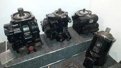 Apollo Sensor Paver Hydraulic Pump Repairing Service