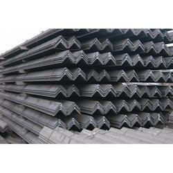 MS V Angle Bar for Construction, Thickness: 3-16 mm