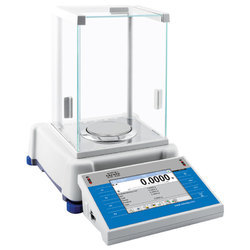 High Precision Analytical Balances Touch Screen