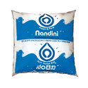 Nandini Pasteurised Toned Milk, Packaging Type: Pouch