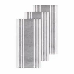 Strips Stripped Woven Weave Striped Kitchen Towels, Size: 50cm x 70cm, 40cm x 65cm
