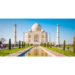 India Golf Tour with Taj Mahal Holiday Package