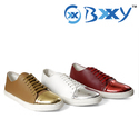 White Mens Casual Shoes In Tpr Sole, Size: 6-11