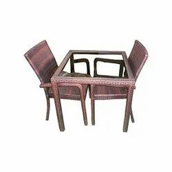 Universal Furniture Garden Table with 2 Chairs