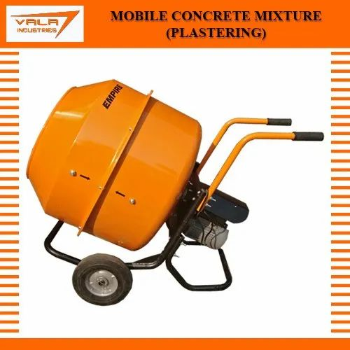 Portable Concrete Mixture