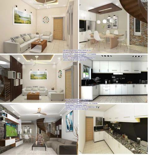 Interior Designing 2d 3d 3 Dimensional Interior Rendering