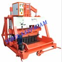 Solid and Hollow Block Making Machine