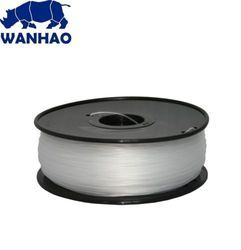 Wanhao Original Transparent PLA 1.75mm 3D Printer Filament