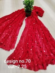 Nazamin Sequence Dupatta