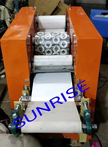 Semi PaniPuri Making Machine