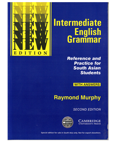 Intermediate English Grammar Book