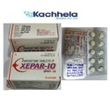 Xepar 10 Mg Tablet
