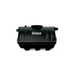 Sintex Black Septic Tanks, Capacity: 1000-5000 L