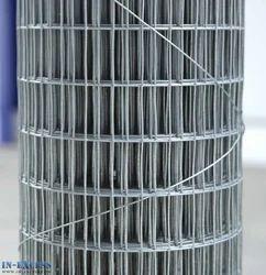 Galvanized Weld Wire Mesh, Size: 0.6 - 2.5 mm