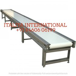 Folding Belt Conveyor System