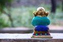 Brass Ganesh Idol