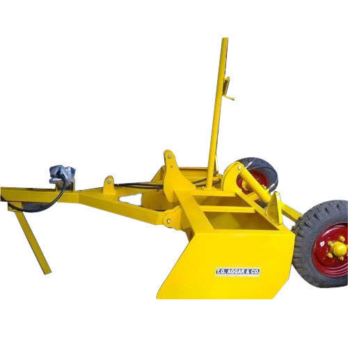 Laser Guided Land Leveller