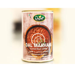 450 GMS Dal Makhani, Packaging: Tin Can