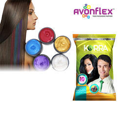Hair Dye Packaging Pouch