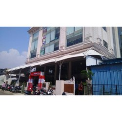 Retail Shop Tensile Structure