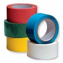Plain White BOPP Tape, Packaging Type: Roll