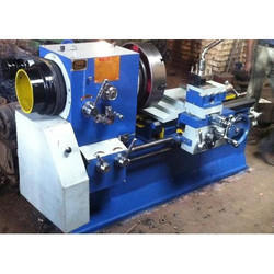PVC Pipe Threading Lathe Machine