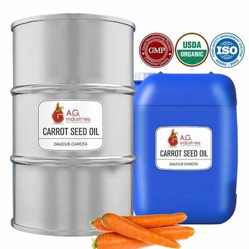 Carrrot Seed Oil