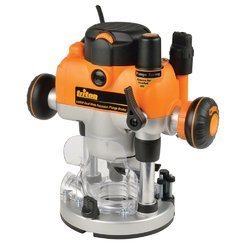 TRITON UK Compact Precision Plunge Router 1010W, Warranty: 1 year