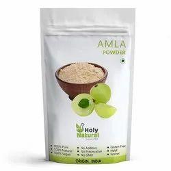 Ayurvedic Amla Powder, Packaging Type: Plastic Bottle