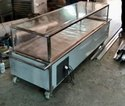 Dead Body Cooling Mobile Type Freezer