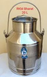 20L Stainless Steel Milk Can