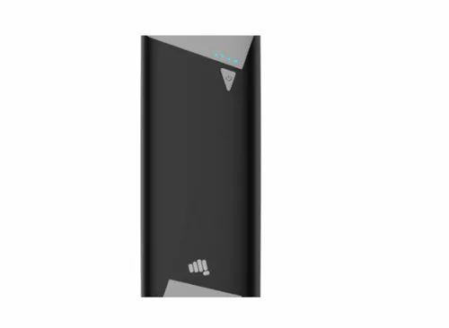 Micromax 10400MAH Powerbank (Black)