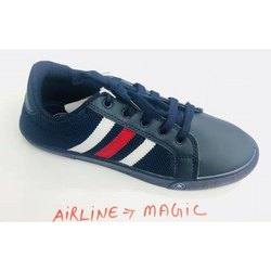 Airline Printed Boys Casual Shoes