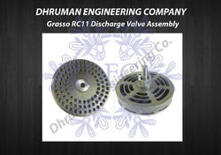 Grasso RC11 Discharge Valve Assembly