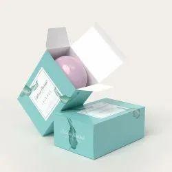 Printed Soap Packaging Box