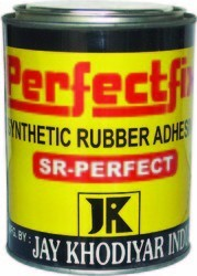 Synthetic Rubber Adhesive, Tin Can