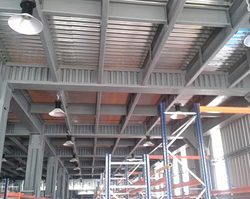 Corrugated Web Beams (CWB)