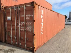 Used MS Container