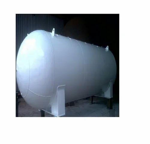 LPG Tank - 50m3 LPG Stoarge Tank Manufacturer from Pune