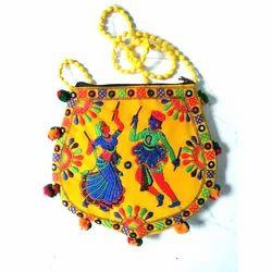 Embroidered Handicraft Handbag