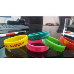 Printed Wristband, Packaging Type: Box