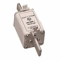 DIN Type Fuse Links Type HN 100Amp L&T